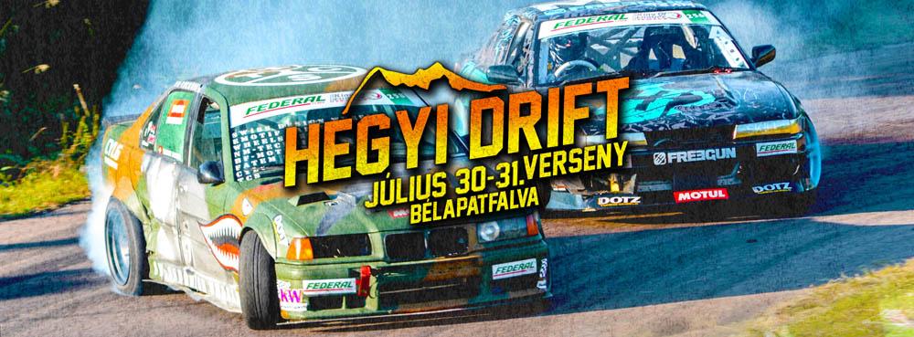 Hegyi Drift - Bélkő Hegy 2016